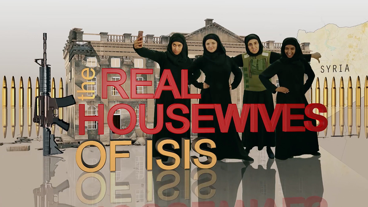 Real Housewives of ISIS cover image