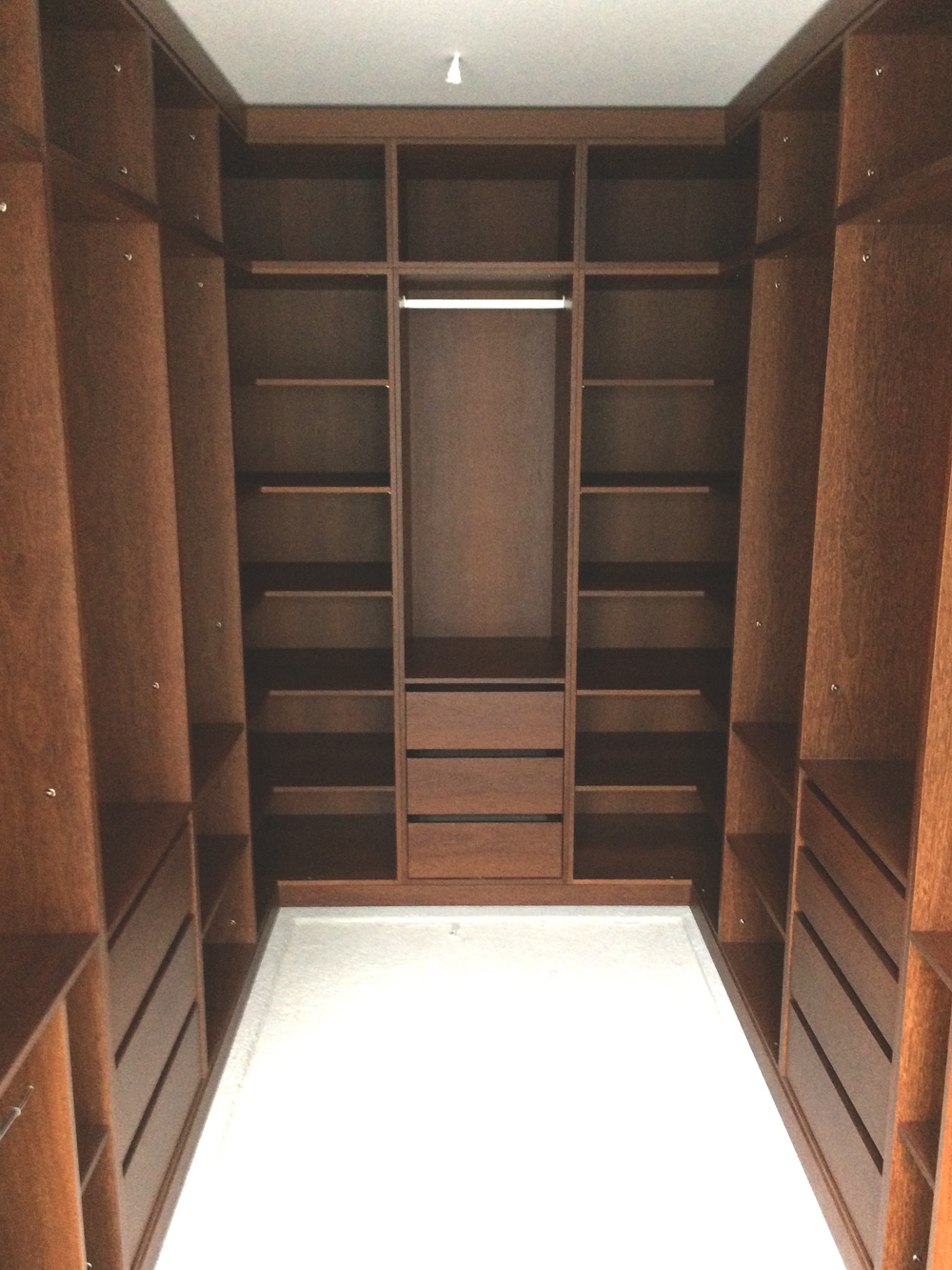 armario interior closet por medida