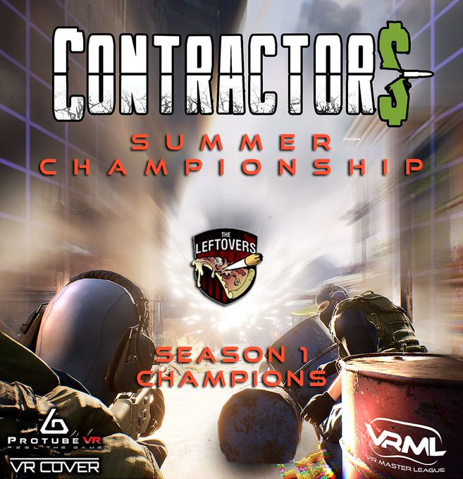 The Leftovers Claim Contractors VRML Season 1 Championship Title
