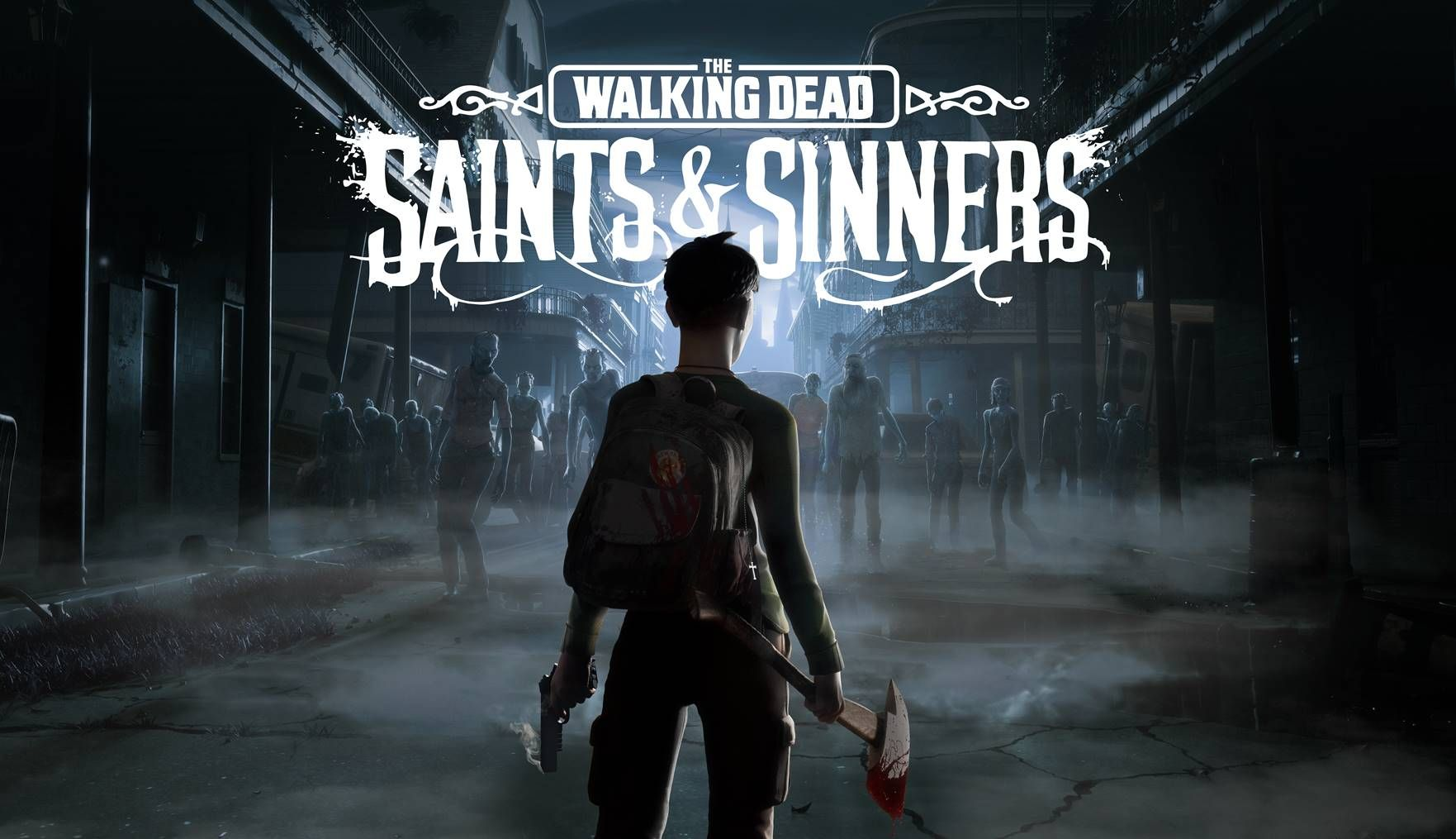 Slay Zombies During The Walking Dead: Saints & Sinners Winter Games Event