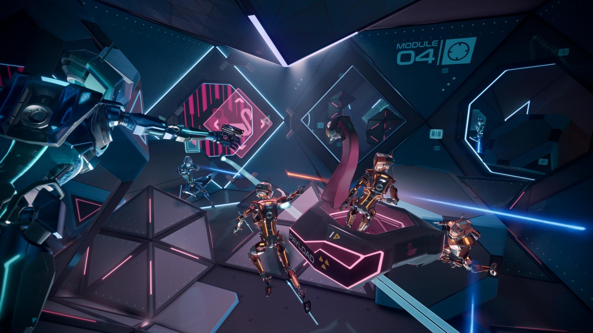 Echo Combat Community Offers A Zero-Gravity FPS League