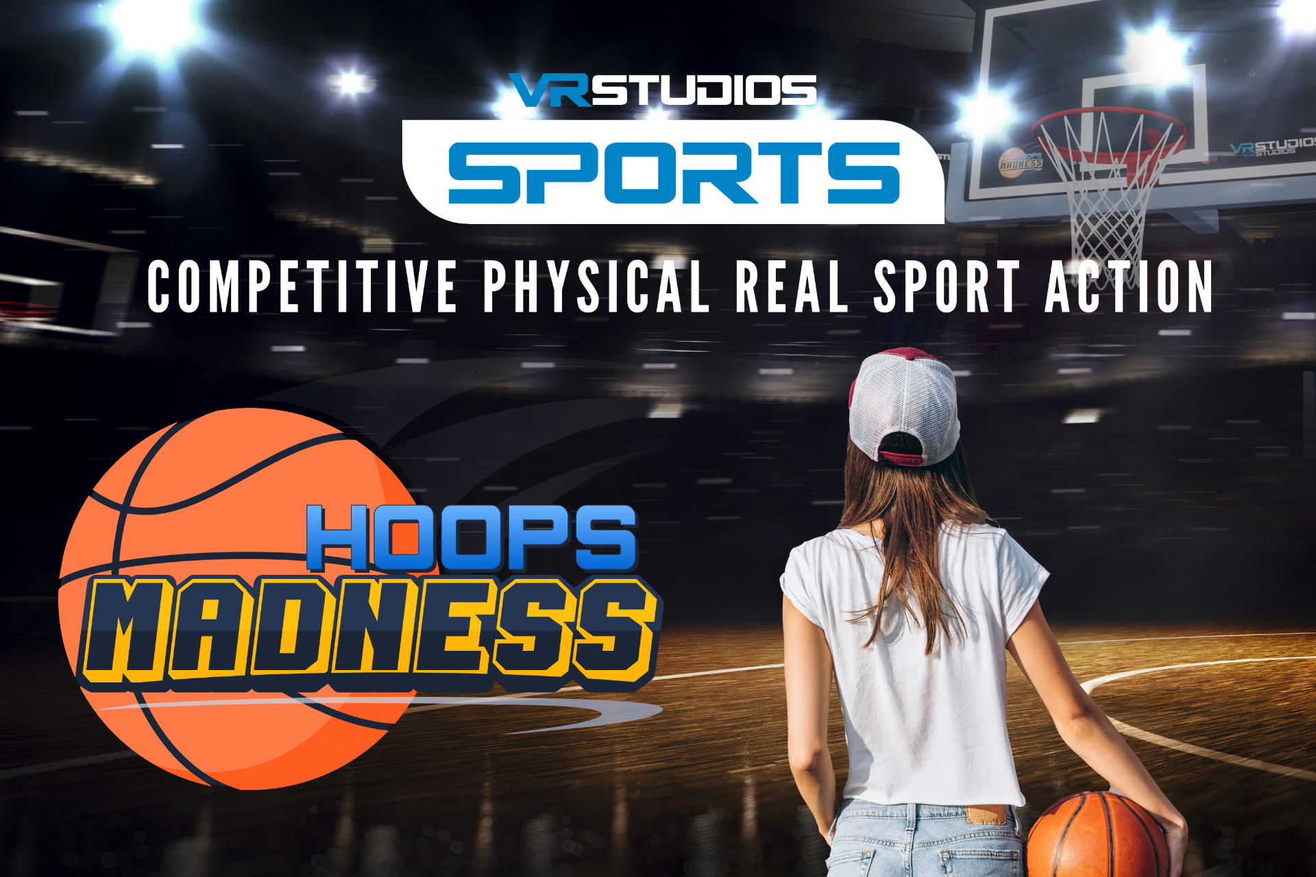 VR Studios and ePLEX Encourage Community Engagement at LBE With Hoops March Madness