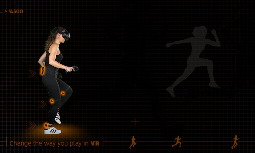 WalkOVR Provides a Locomotion Solution for VR