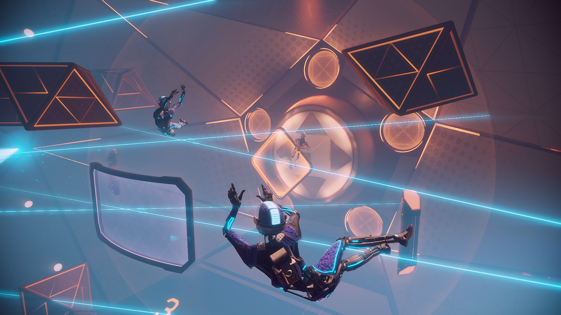 Party Time in Echo Arena with 2v2 VR Esports Event