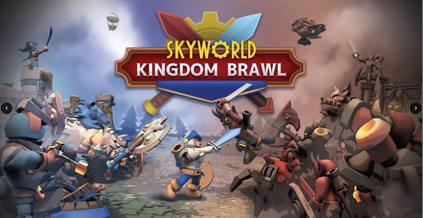 VAL Presents Skyworld: Kingdom Brawl Tournament