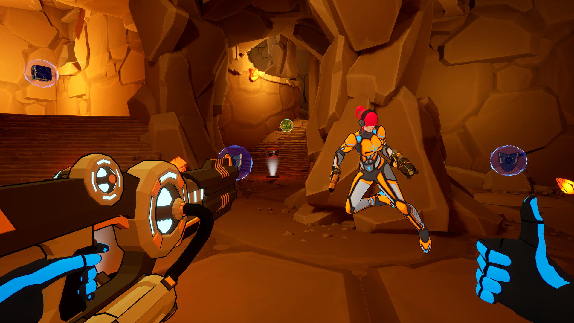 Play Grapple Tournament VR for Free This Weekend via Steam