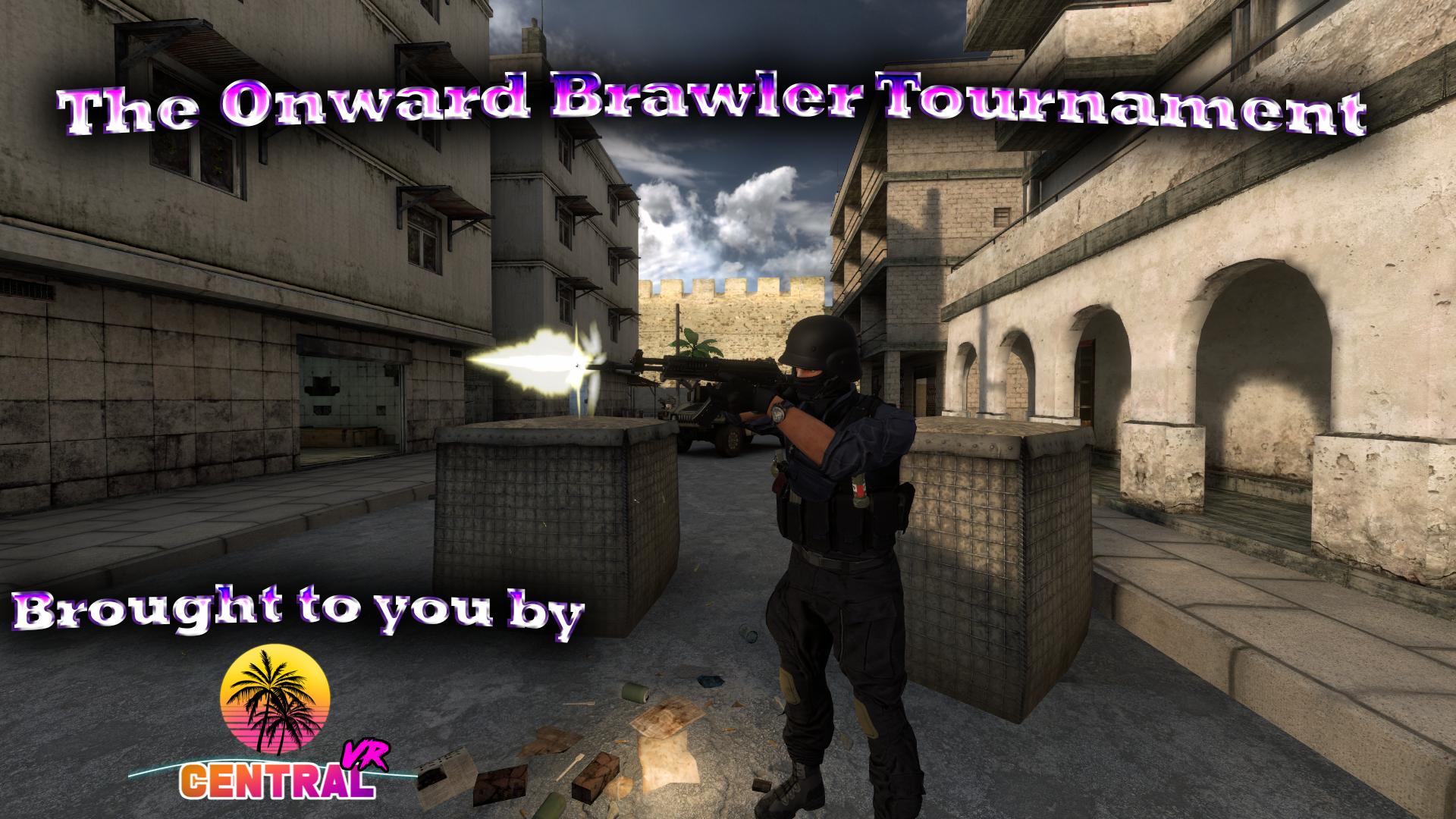 VR Central To Host Onward Brawler Tournament