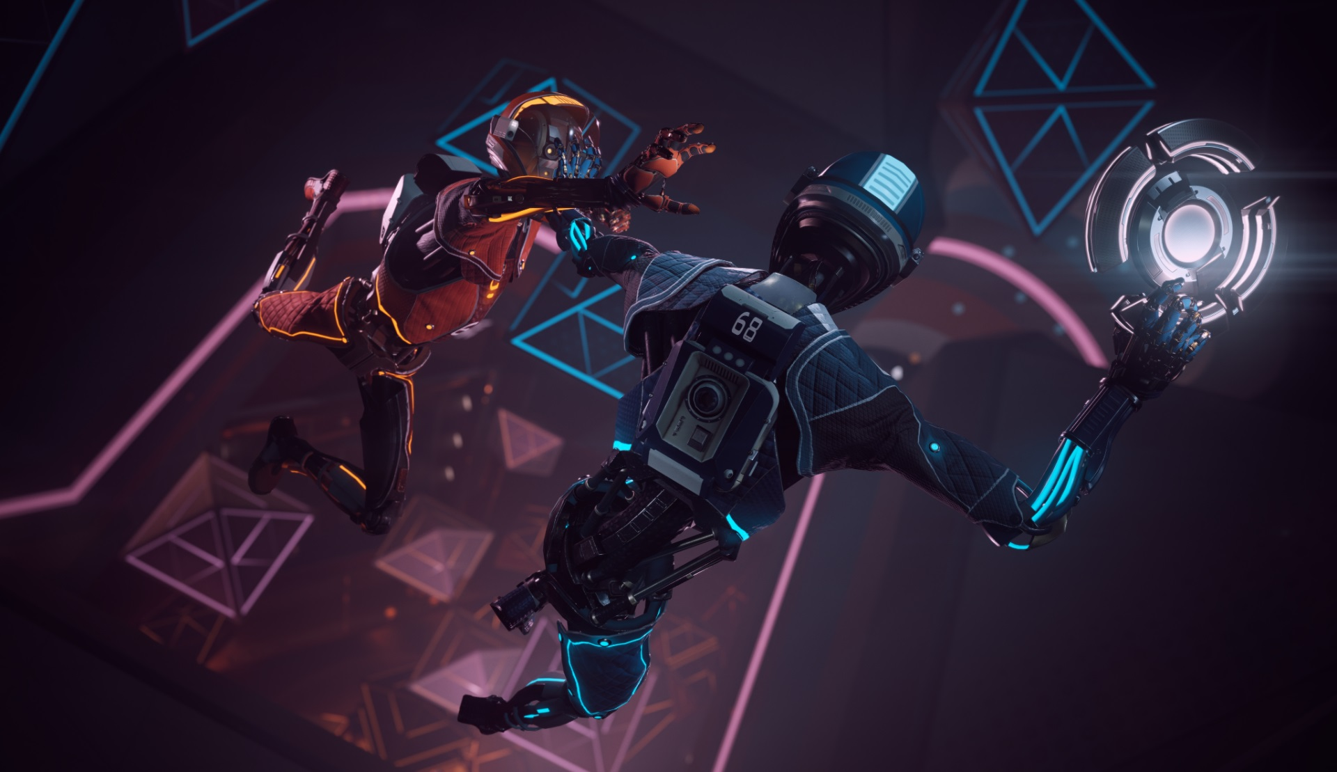 Echo Arena Rookies Have Opportunity to Experience VR Esports
