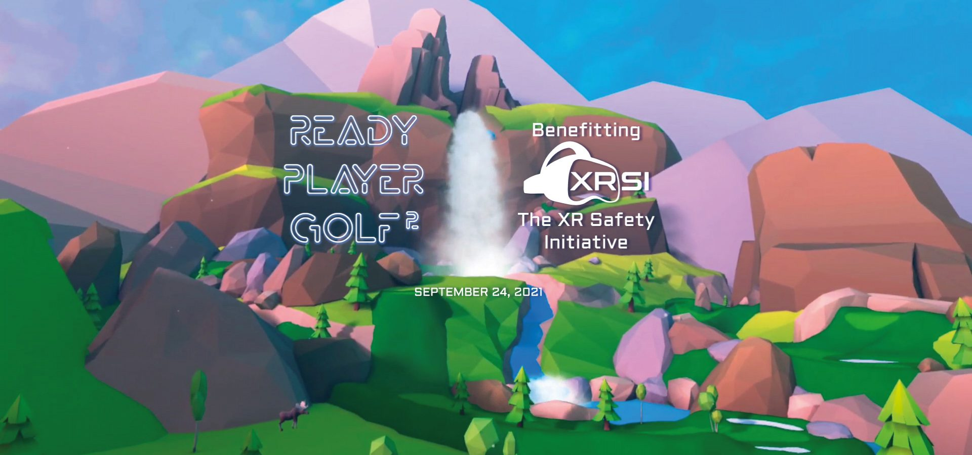 Ready Player Golf VR Tournament on Oculus Quest to Benefit XRSI