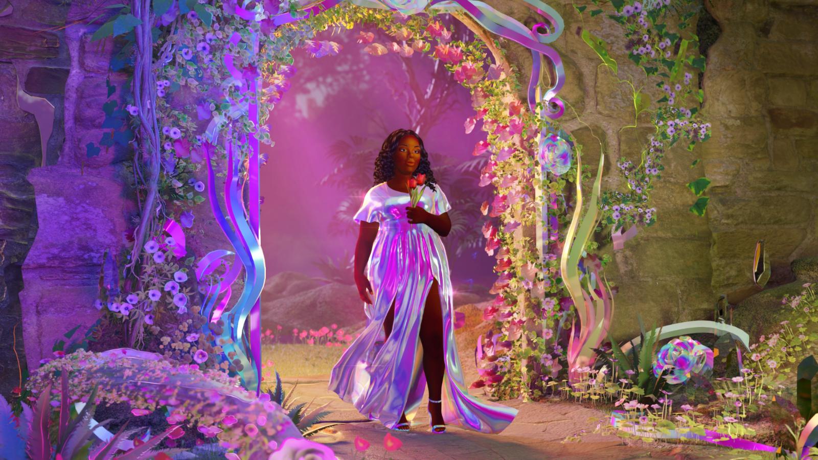 Breonna's Garden: An AR Experience to Foster Healing