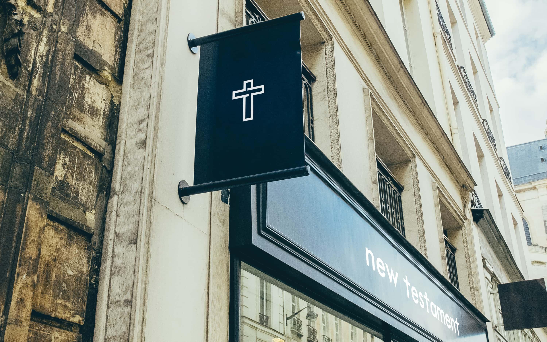 new testament shop