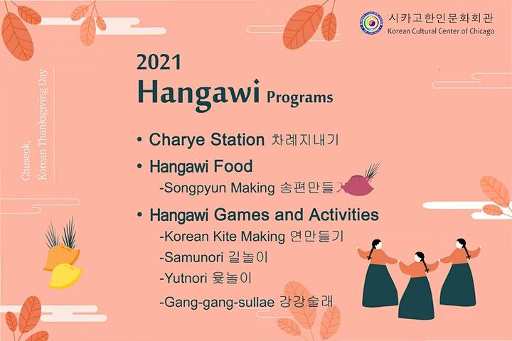 2021 Hangawi Celebration image