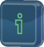 ícone representativo de informações