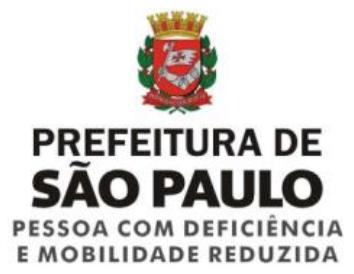 Marca da Prefeitura de São Paulo PDMR