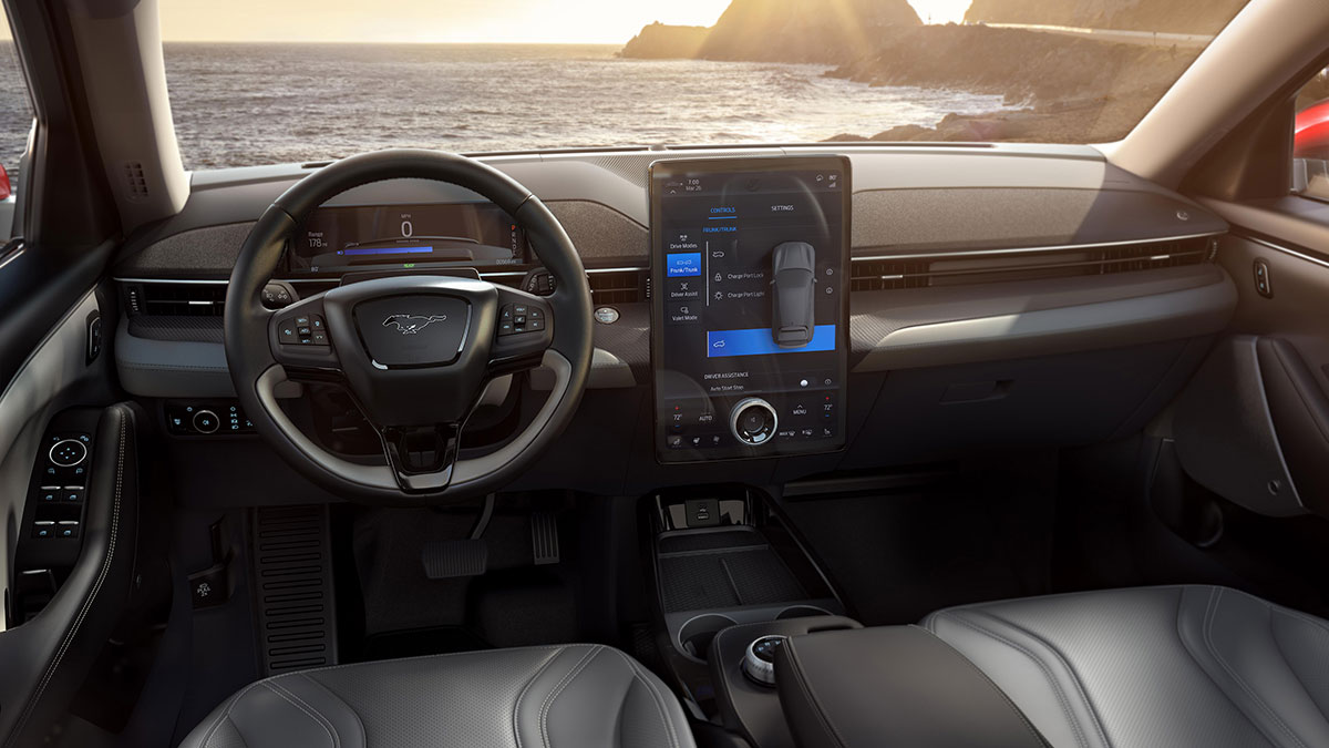 2021-Ford-Mustang-Mach-E-touch-display
