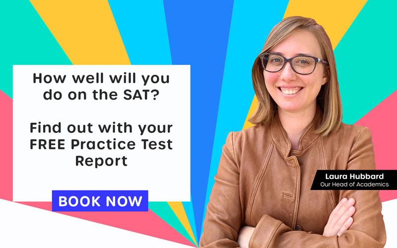 SAT Free Practice Test