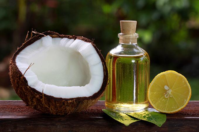 cách chữa bệnh trĩ bằng dầu dừa
