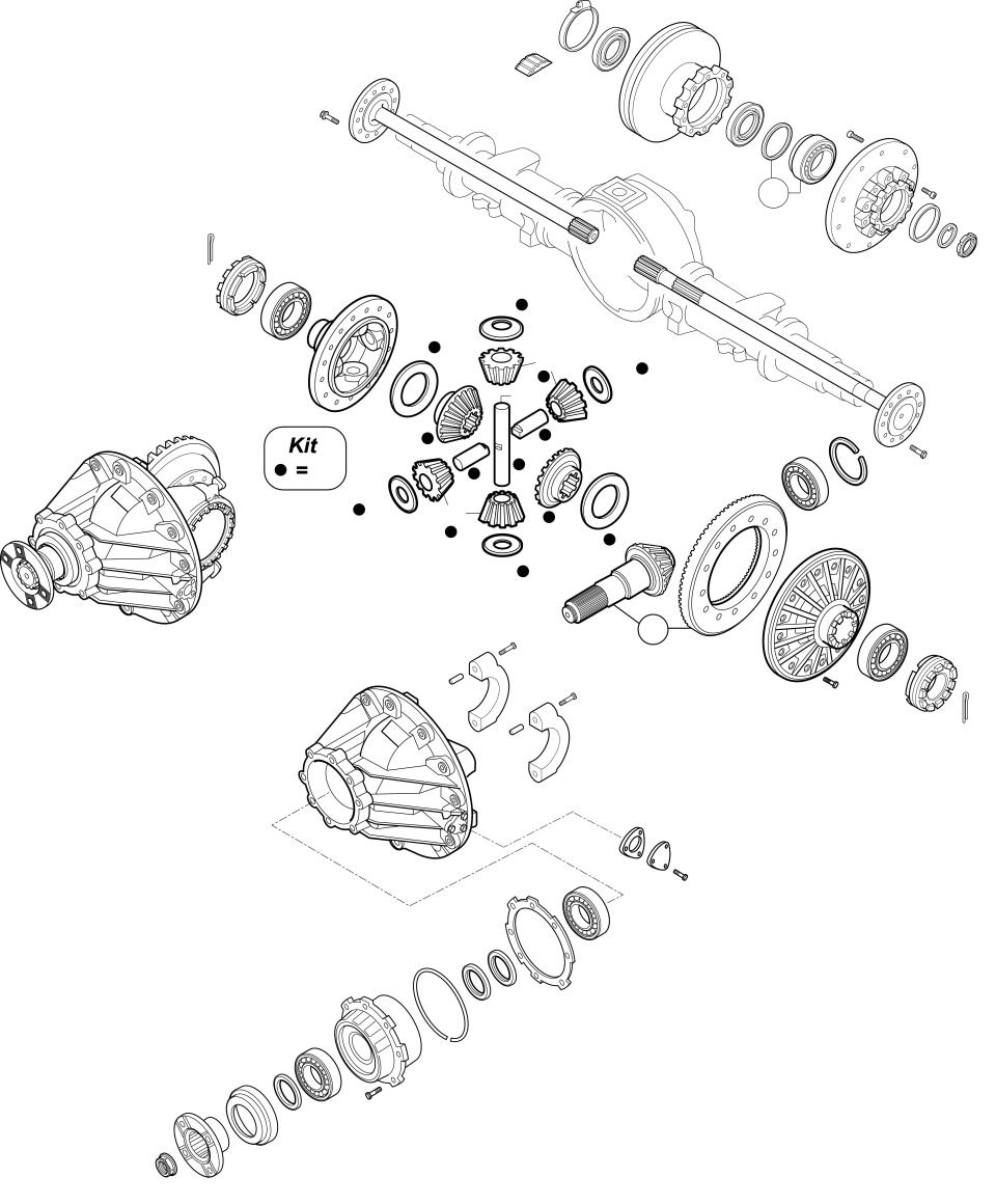 HY-1350-B (Μικρό TIMKEN)