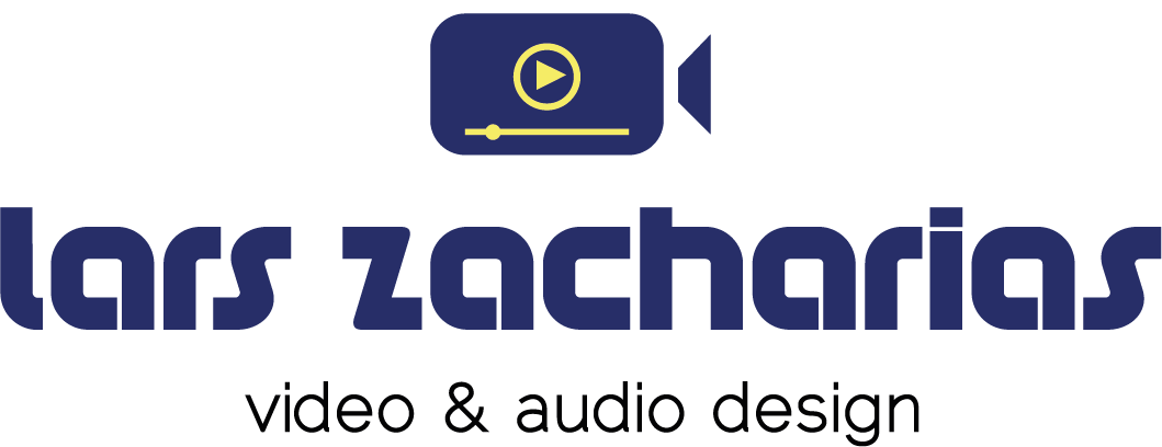 Lars Zacharias Video & Audio Design GmbH Logo - medium