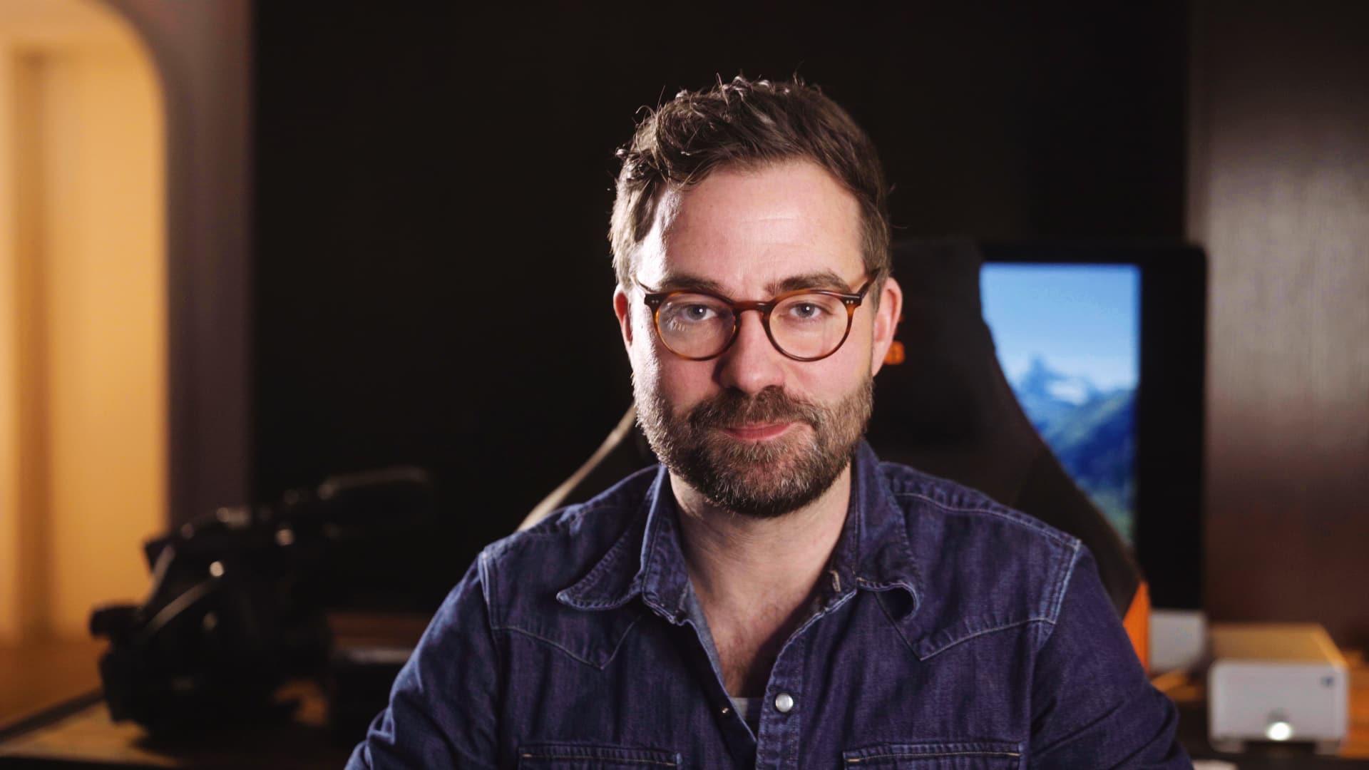 3D Artist und Motion Designer Lars Zacharias