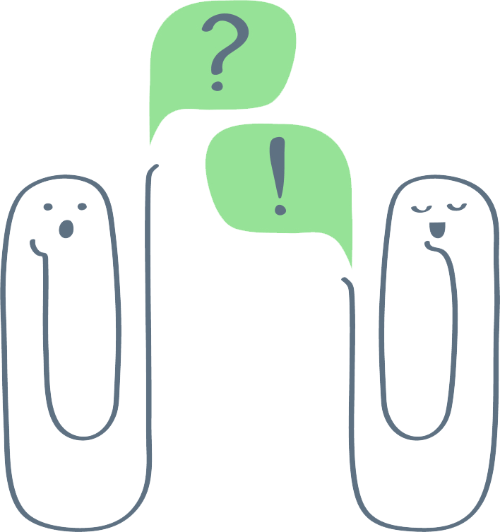 FAQ paperclips