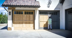 Garage Door Restoration