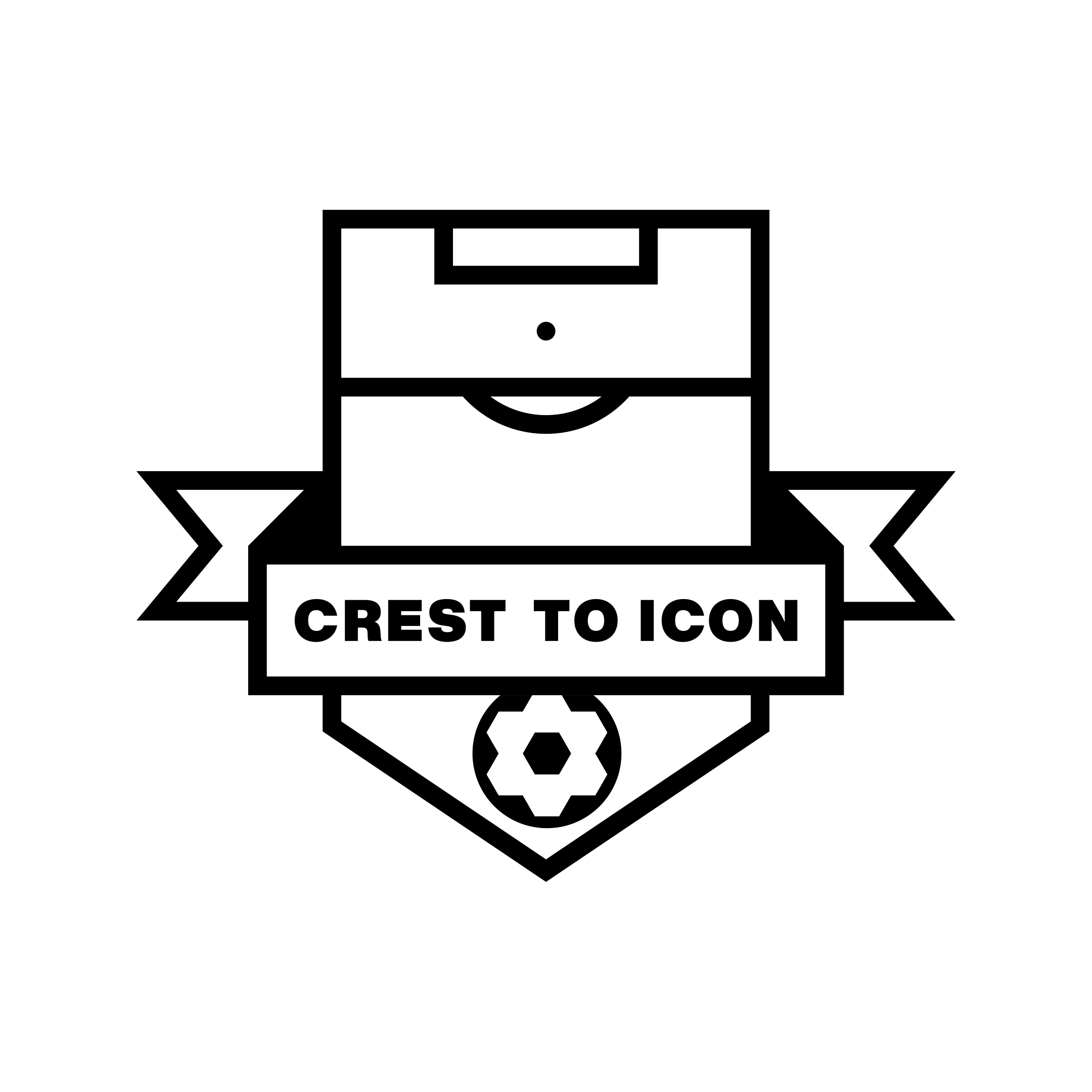 Crest to icon