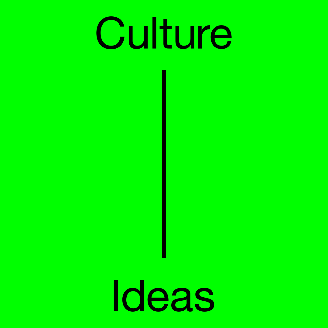 Culture and ideas