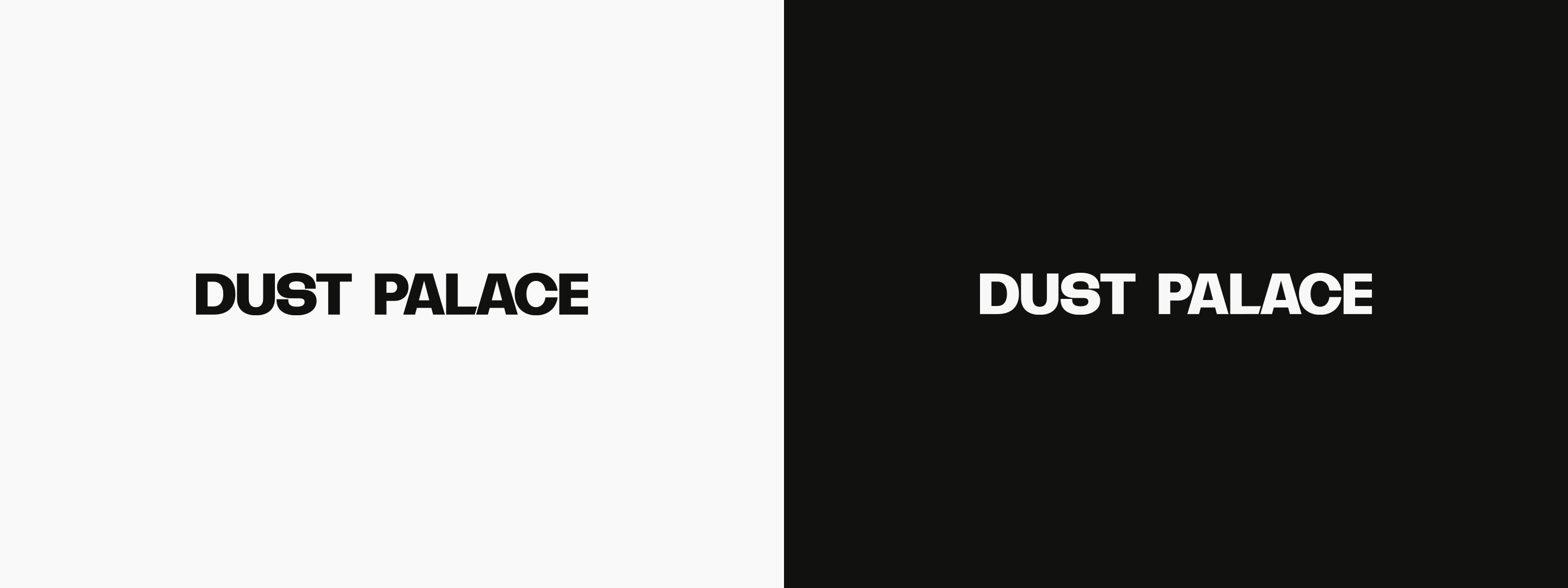 Dust Palace wordmark