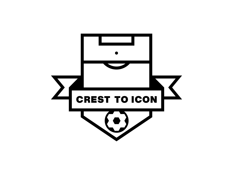 Crest to Icon