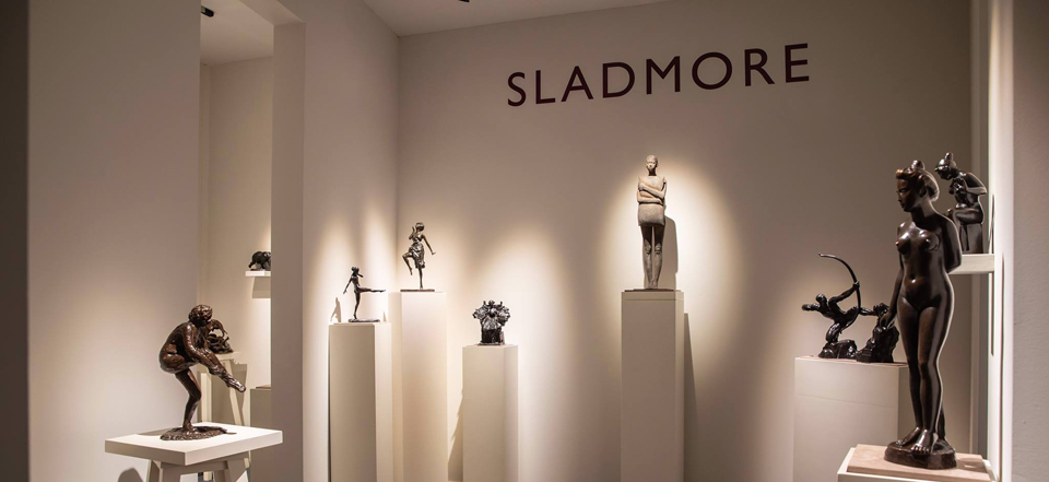 sladmore gallery exhibition