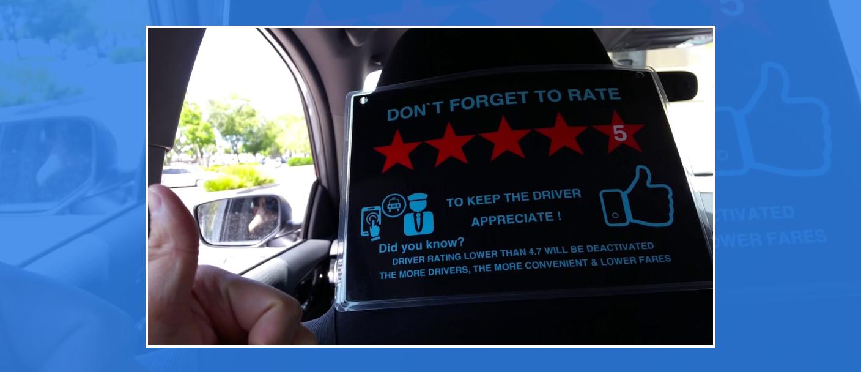 Uber Rating System