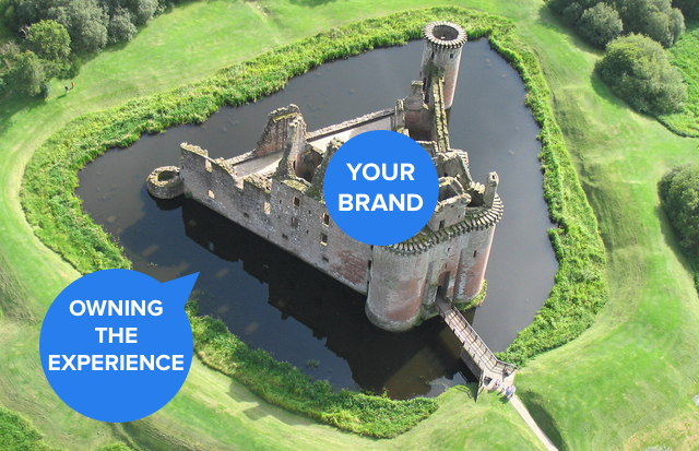 experience is a moat around your castle