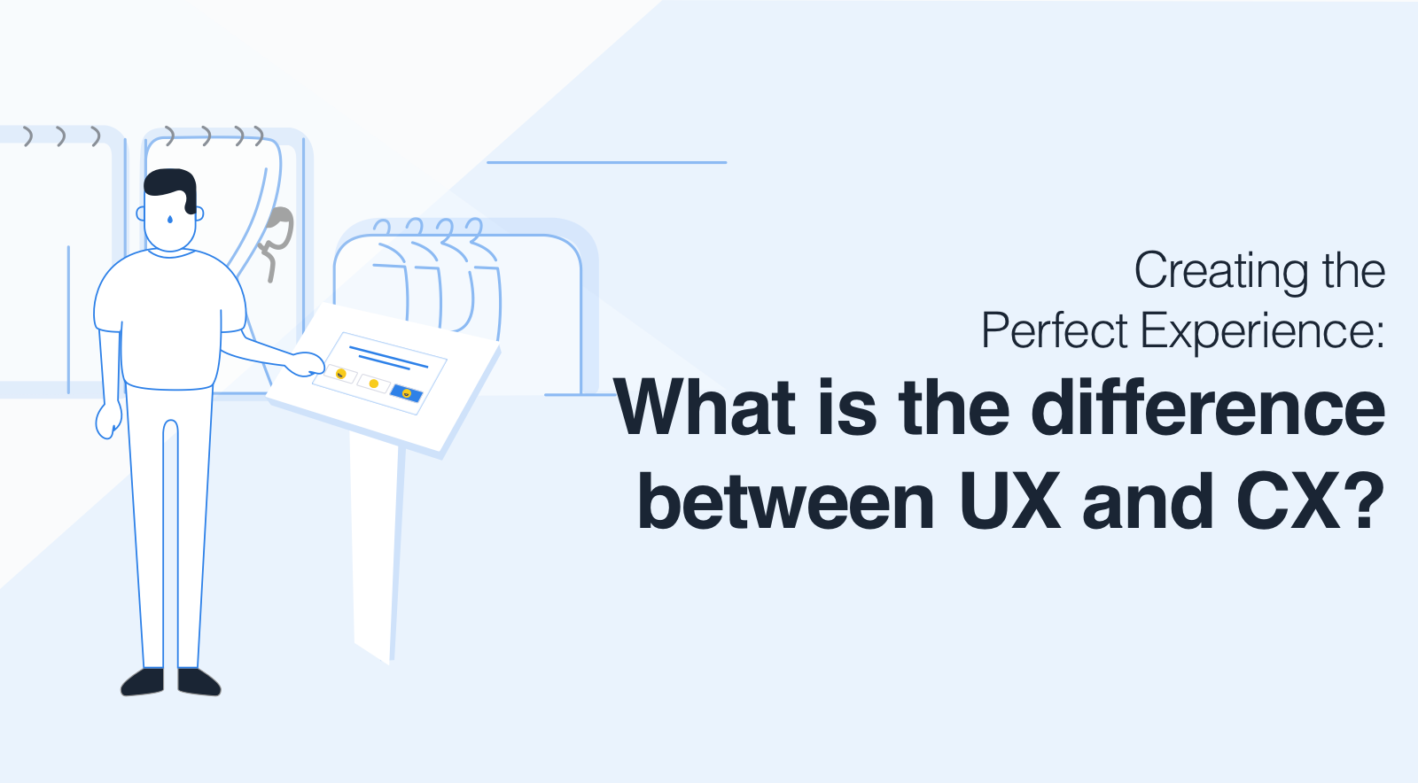 What is the difference between UX and CX cover