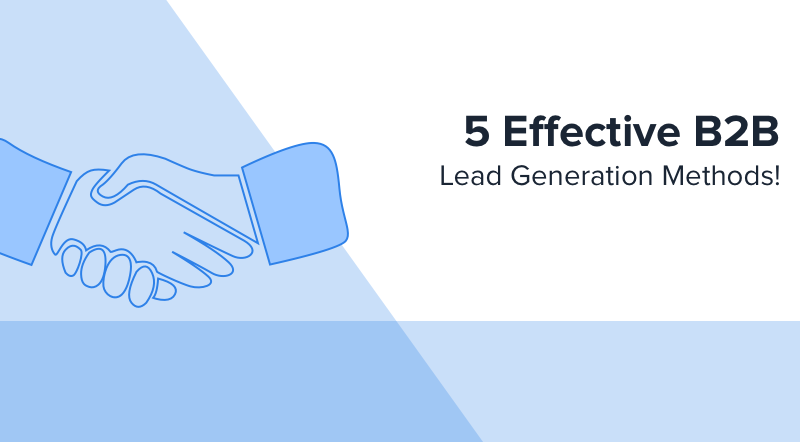 b2b marketing lead generation