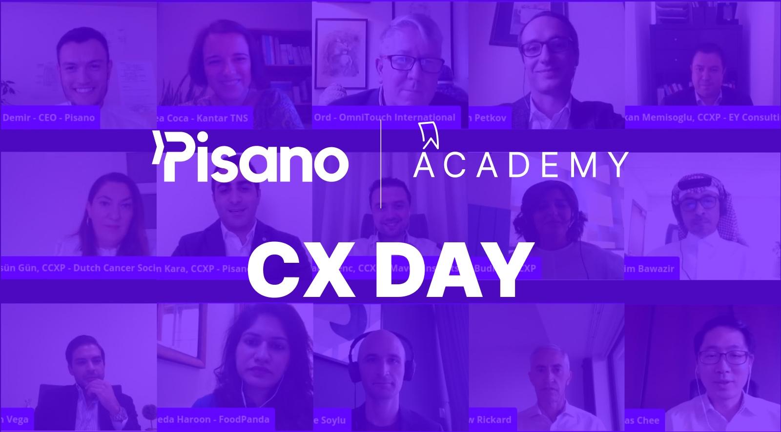 CXDay 2020 - Pisano Academy