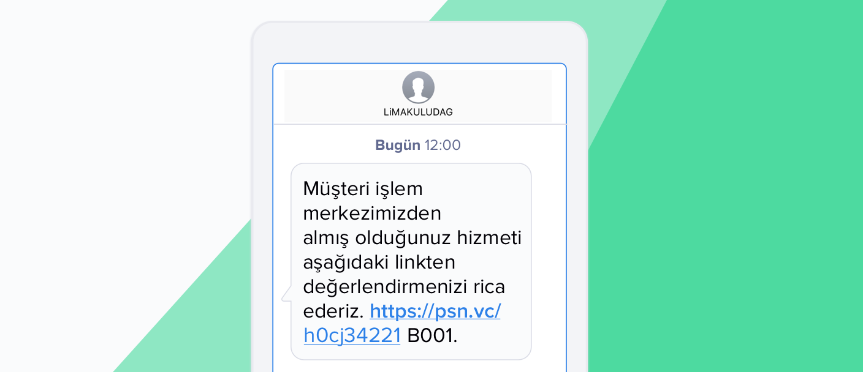 Limak Uludağ SMS