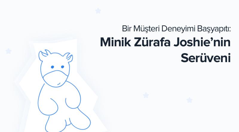 Bir Müşteri Deneyimi Başyapıtı: Minik Zürafa Joshie'nin Serüveni