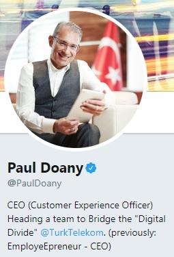 Paul Doany: Müşteri Deneyimi Odaklı Bir Yönetim Modeli