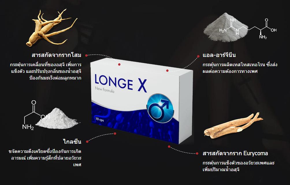 Longe X8