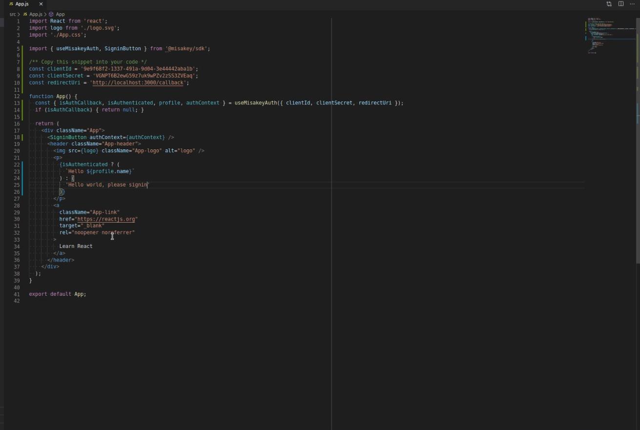 js.sdk code