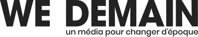 We Demain logo