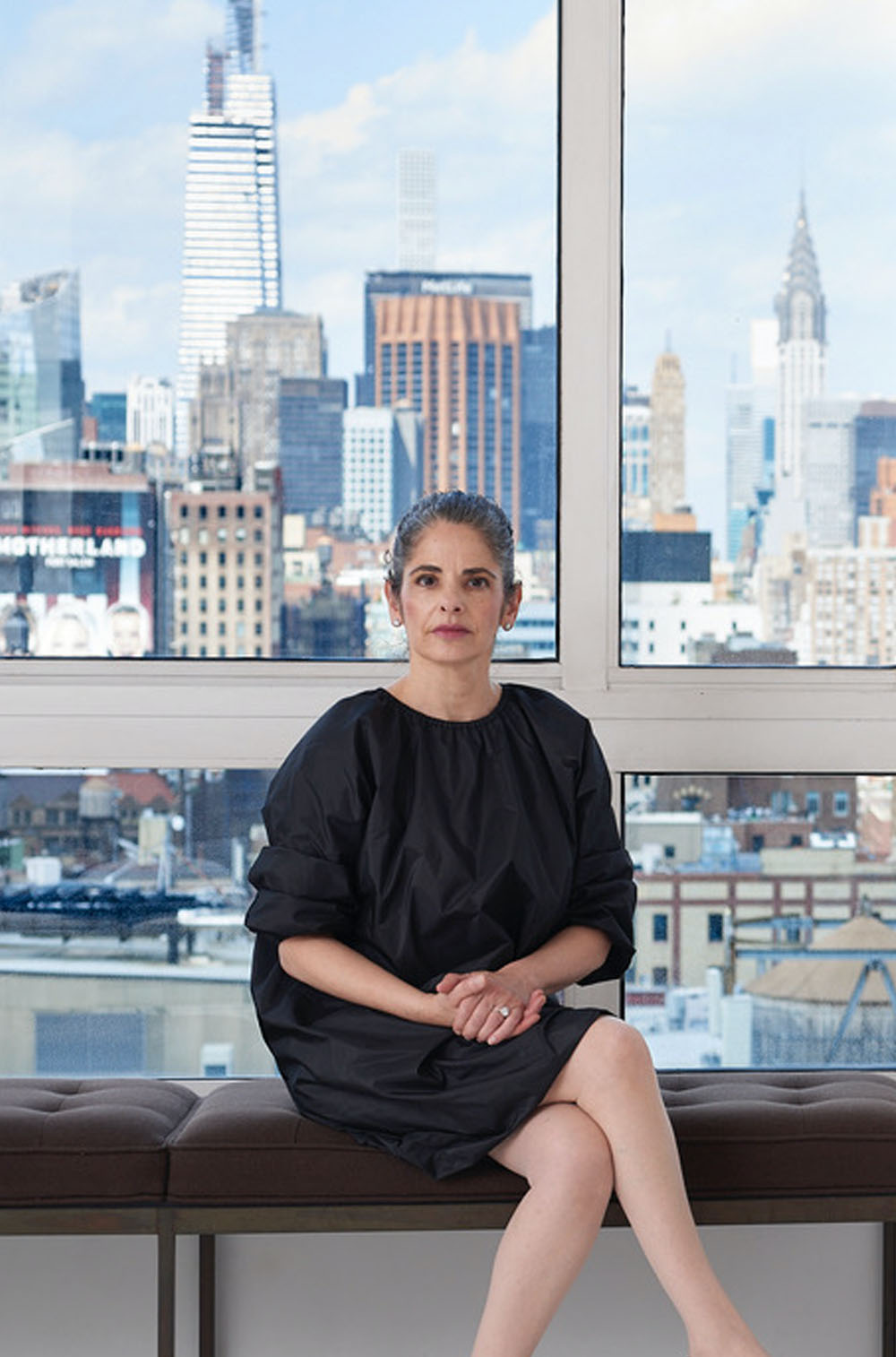 Mireille Mosler, Mireille Mosler New York