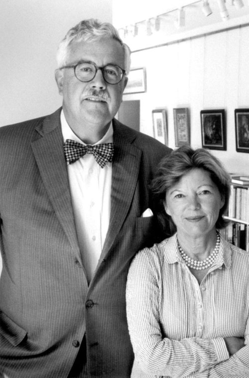 Angelika Arnoldi-Livie and Bruce Livie, Arnoldi-Livie