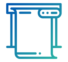Wide Format Printing Icon