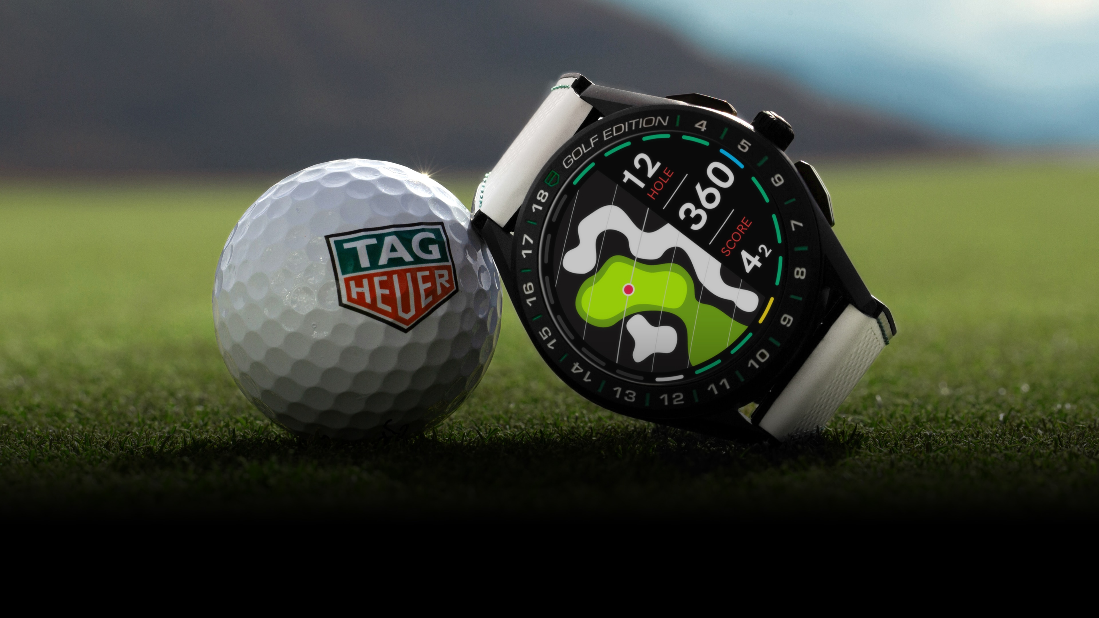 Tag Heuer Golf Edtion