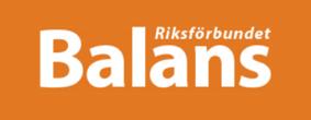 Riksförbundet Balans logo