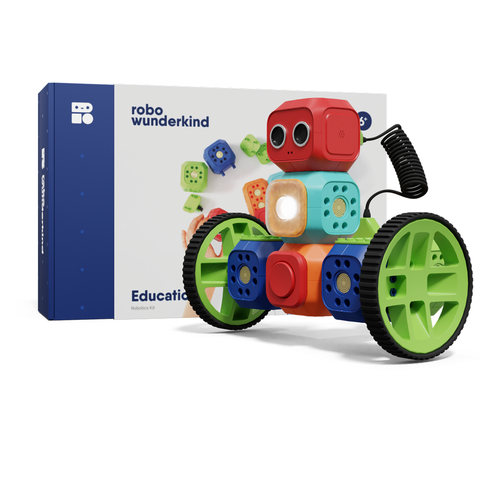 Robo Wunderkind Education Kit: Robotics For Kids