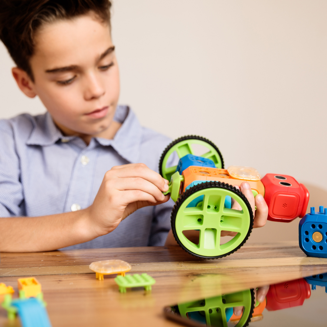 LEGO-compatible building blocks | Robo Wunderkind