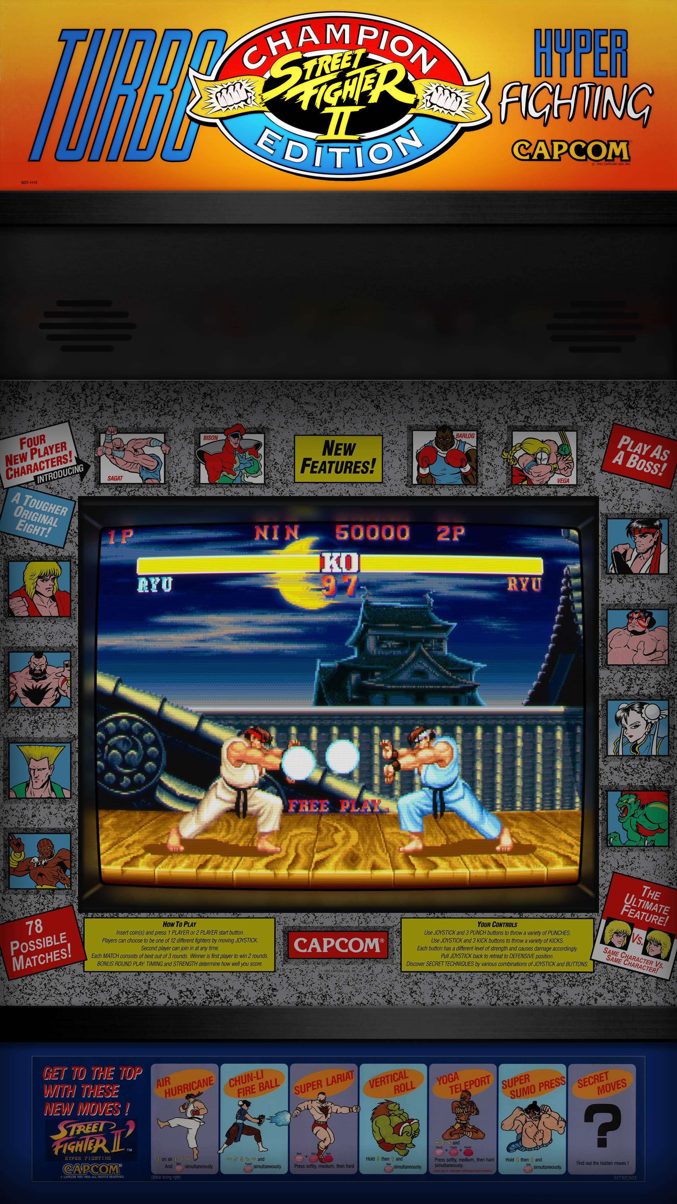 ArsInvictus - Street Fighter 2